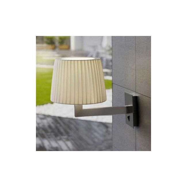 Lexa Vertical Backplate Wall Lamp by Bover   1120505U+P-635E