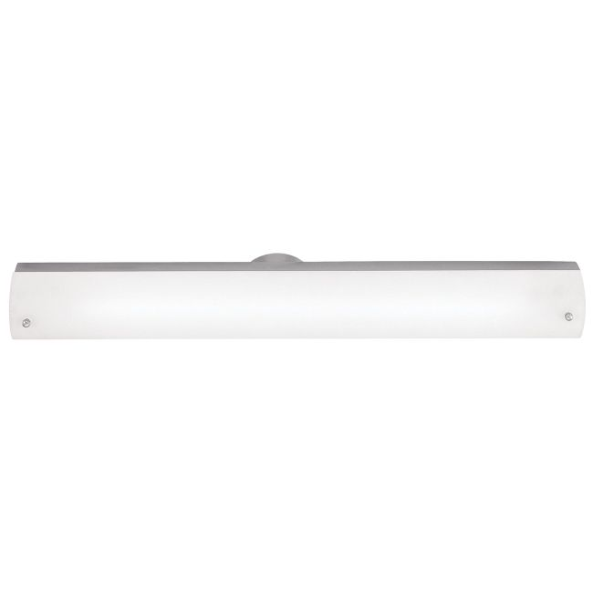 Vail Bathroom Vanity Light Brushed Steel  by Access