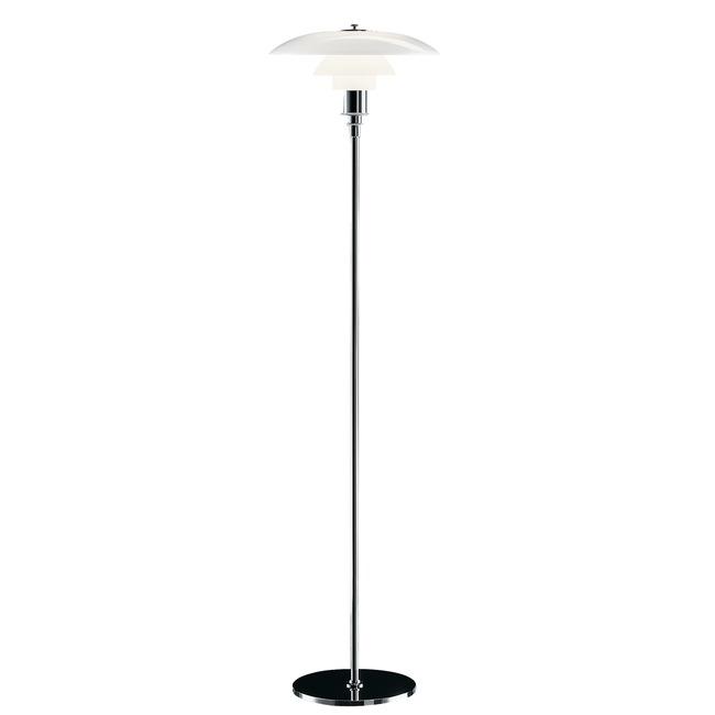Ph3 1/2 2 1/2 Glass Floor Lamp by Louis Poulsen   5744901376