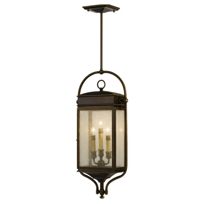 Whitaker Outdoor Pendant by Feiss   OL7411ASTB