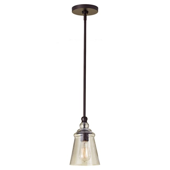 Urban Renewal 1261 Pendant by Feiss | P1261ORB