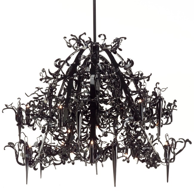 Flower Power Chandelier  by Brand Van Egmond