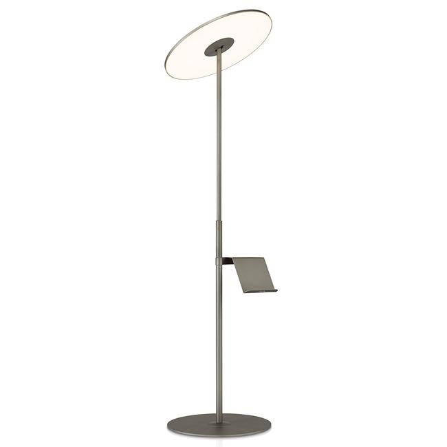 Circa Floor Lamp with Pedestal by Pablo | CIRC FLR GPT +PEDESTAL