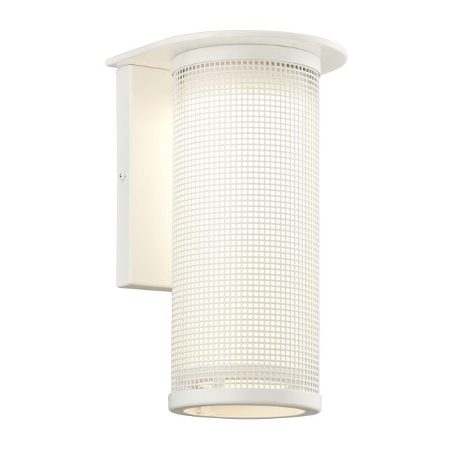 Hive Outdoor Wall Light by Troy Lighting   FM-B3742WT