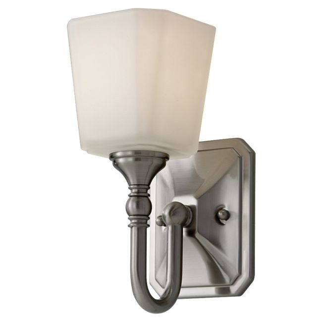 Concord Wall Light by Feiss   VS19701-BS