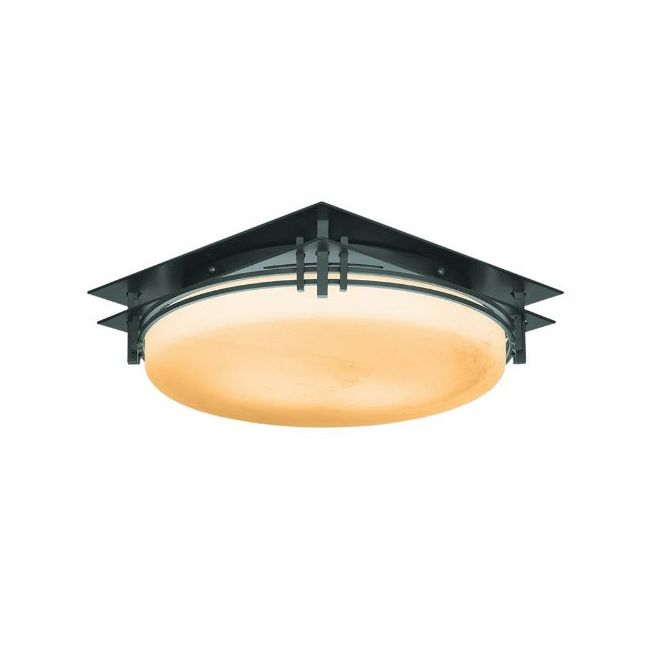 Banded Ceiling Light Fixture by Hubbardton Forge   124394-1010