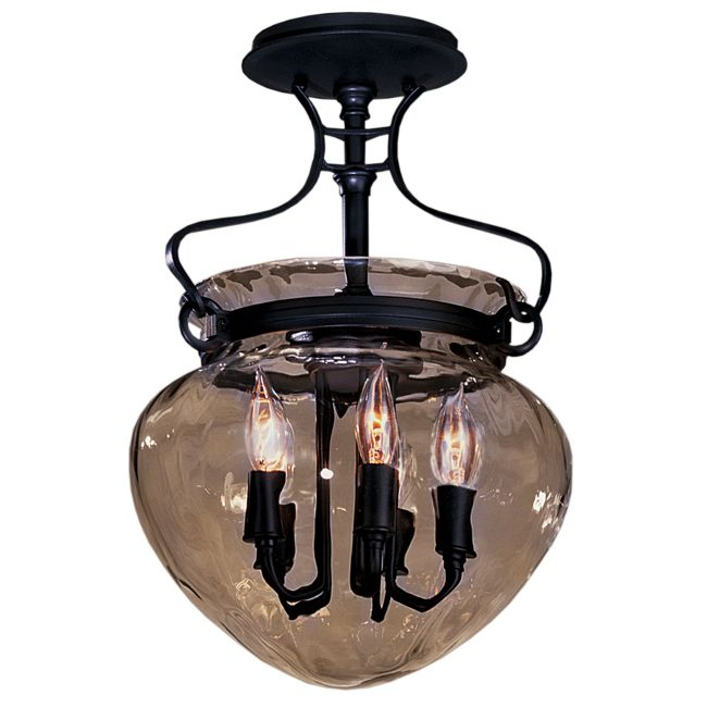 Acharn Semi Flush Ceiling Light by Hubbardton Forge | 126754-1002