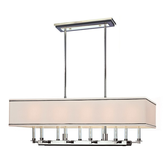 Collins Island Pendant by Hudson Valley Lighting | 2938-PN