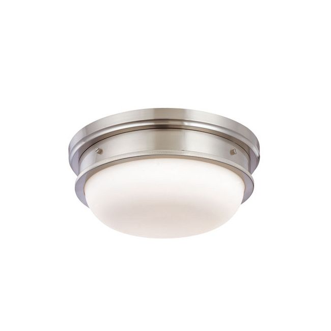 Trumbull Ceiling Light Fixture by Hudson Valley Lighting | 3323-SN