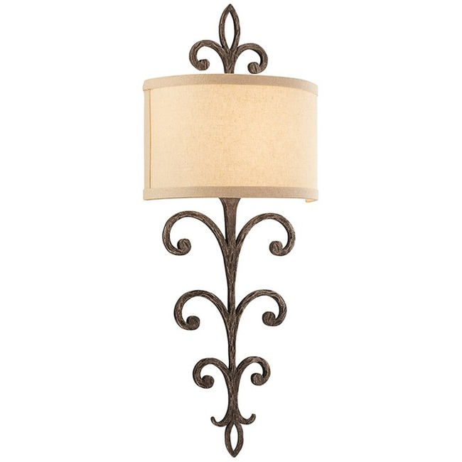 Crawford Wall Sconce by Troy Lighting | B3172