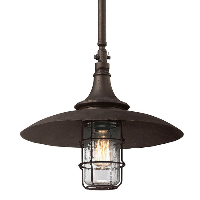 Allegany Dark Sky Outdoor Pendant  by Troy Lighting