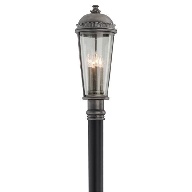 Ambassador Post Lantern by Troy Lighting   P3565
