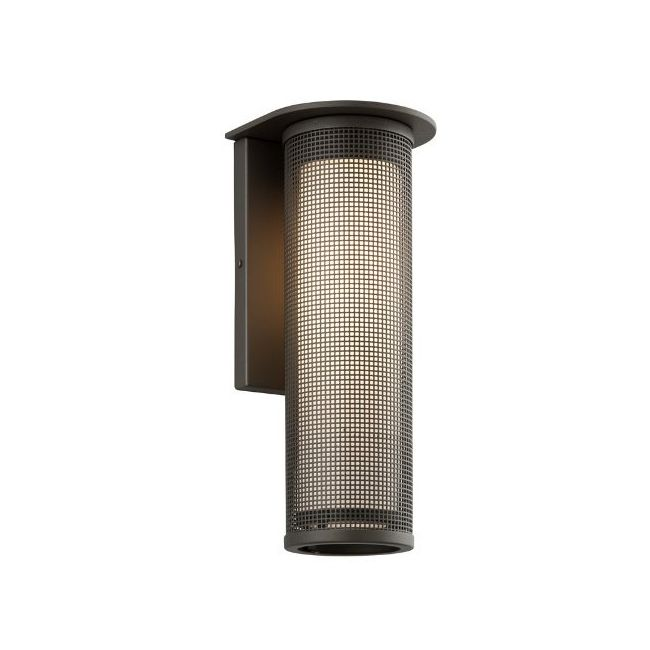 Hive 8 inch Coastal Outdoor Wall Light by Troy Lighting | BL3741BZ-C