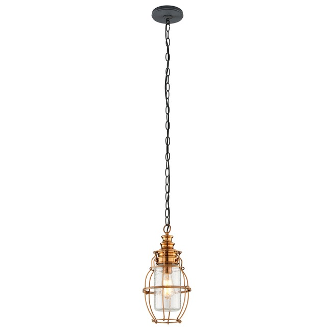 Little Harbor Outdoor Pendant  by Troy Lighting