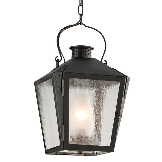 Image Nantucket Cfl Outdoor Pendant By Troy Lighting