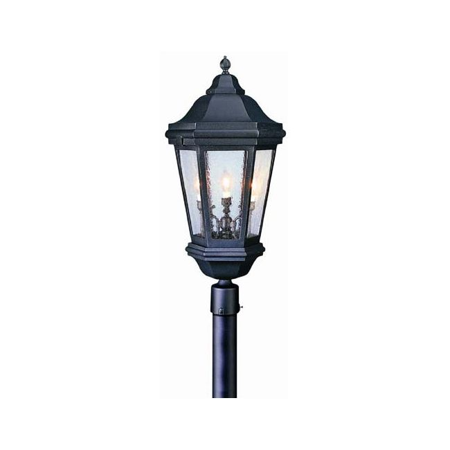 Verona Outdoor Post Light by Troy Lighting   PCD6832MB