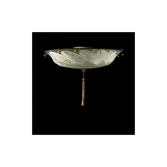 Scudo Saraceno Classic Ceiling Flush Mount by Venetia Studium | LC-079 SA-2-SO-CL