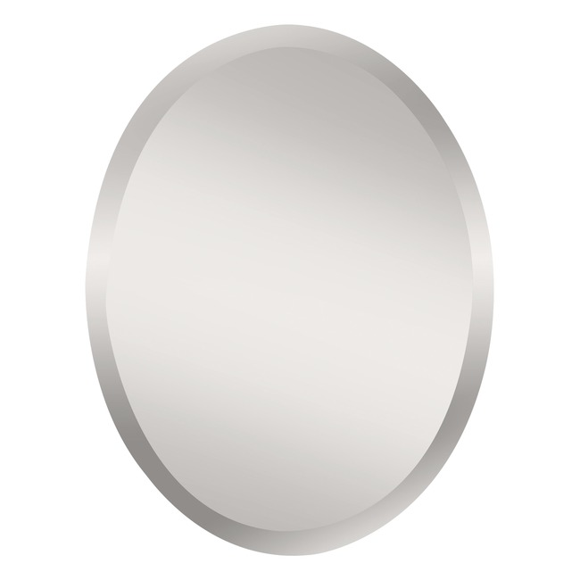 Infinity Oval Mirror  by Feiss