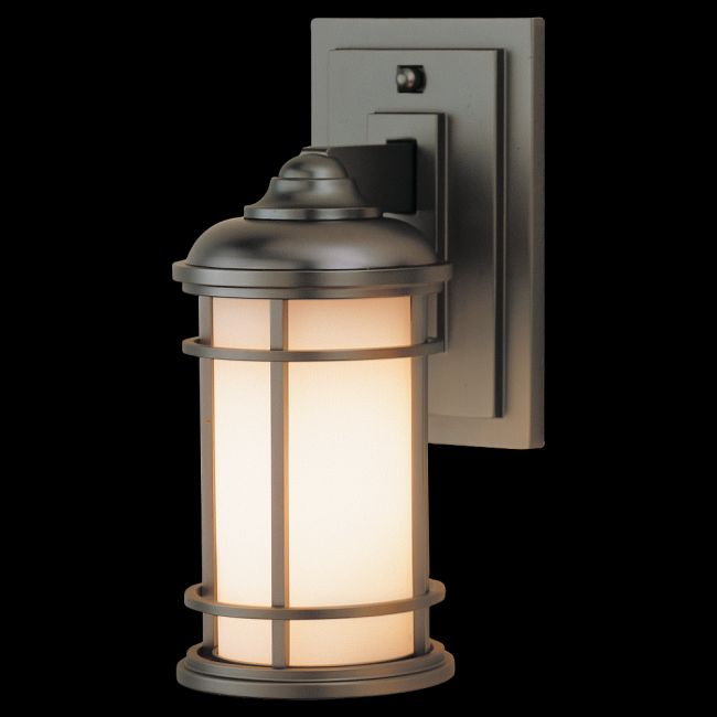 Lighthouse Outdoor Wall Light by Feiss | OL2200BB