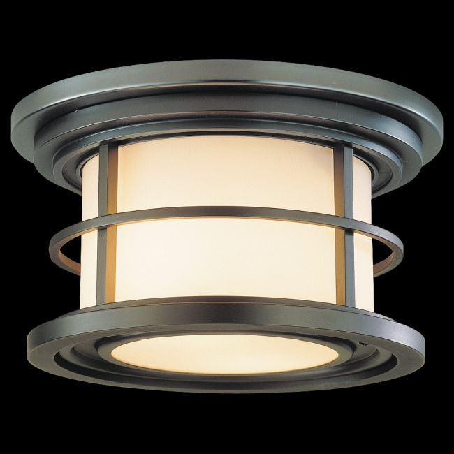Lighthouse Outdoor Ceiling Light by Feiss | OL2213BB