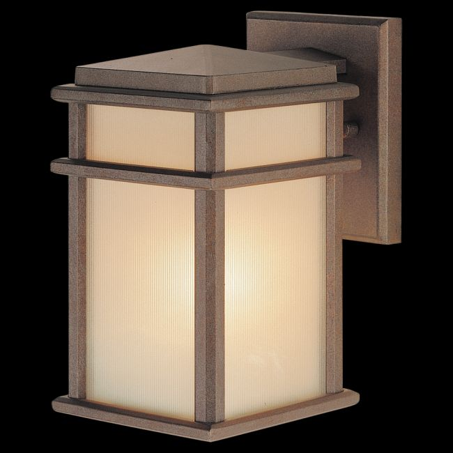 Mission Lodge Outdoor Wall Light by Feiss | OL3400CB