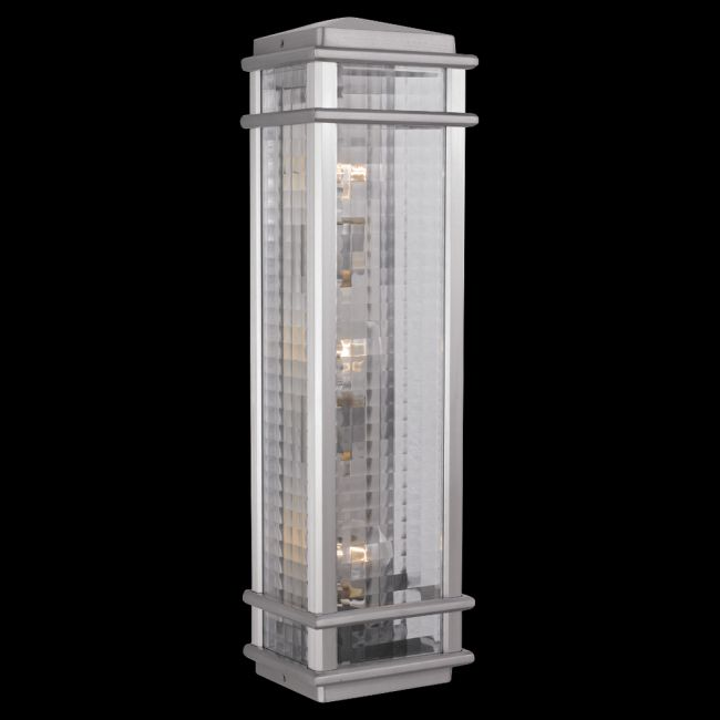 Mission Lodge Outdoor 3404 Wall Light by Feiss | OL3404BRAL