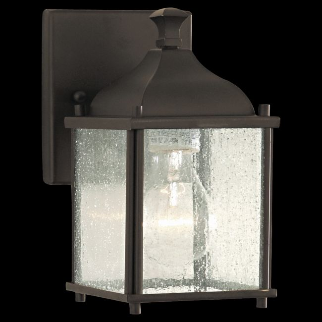 Terrace Outdoor OL4000 Wall Sconce by Feiss | OL4000ORB