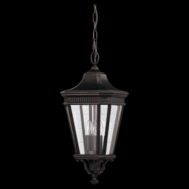 Cotswold Lane Outdoor Pendant  by Feiss