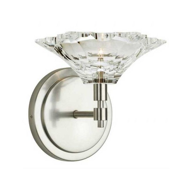 Peak Crystal Wall Sconce by Stone Lighting | WS038CRSNX2