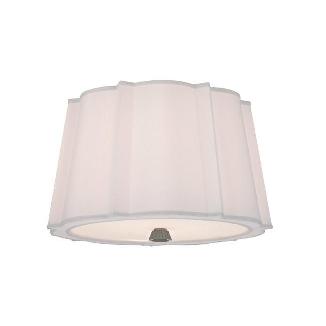Humphrey Semi Flush Ceiling Light by Hudson Valley Lighting   4817-PN