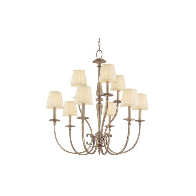 Jefferson Chandelier by Hudson Valley Lighting | 5219-AN