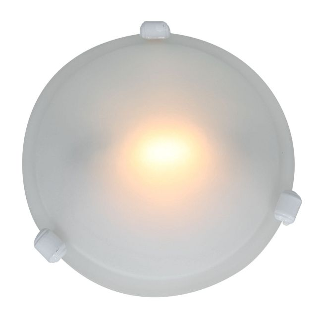 Nimbus Small Ceiling Light Fixture by Access | 50020-WH/FST