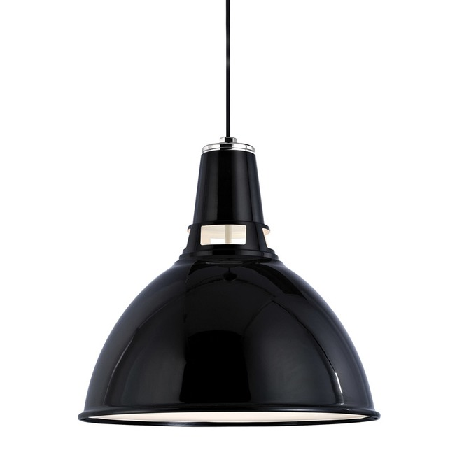Lydney Pendant by Hudson Valley Lighting | 6820-BPN