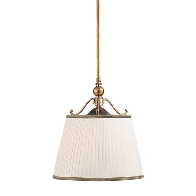Orchard Park Pendant by Hudson Valley Lighting   7711-AGB