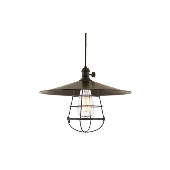 Heirloom ML1-WG Pendant by Hudson Valley Lighting | 8001-AGB-ML1-WG