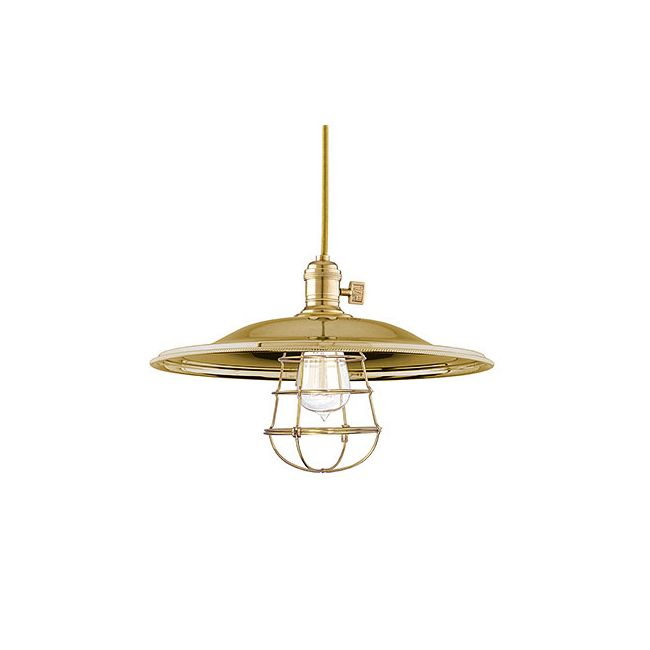 Heirloom MM2-WG Pendant by Hudson Valley Lighting | 8001-AGB-MM2-WG