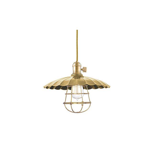 Heirloom MM3-WG Pendant by Hudson Valley Lighting | 8001-AGB-MM3-WG