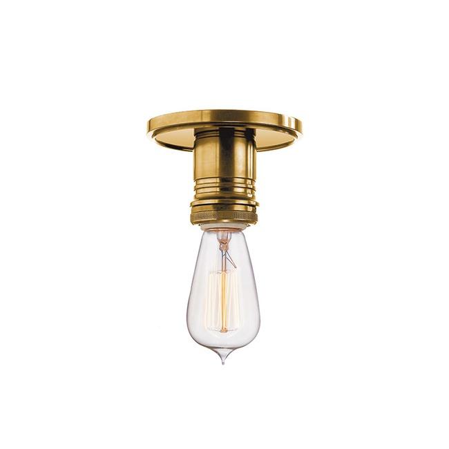 Heirloom Semi Flush Ceiling Light by Hudson Valley Lighting | 8100-AGB