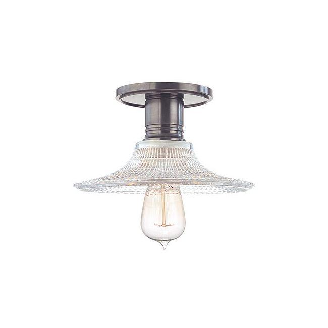 Heirloom GS6 Semi Flush Ceiling Light by Hudson Valley Lighting | 8100-HN-GS6