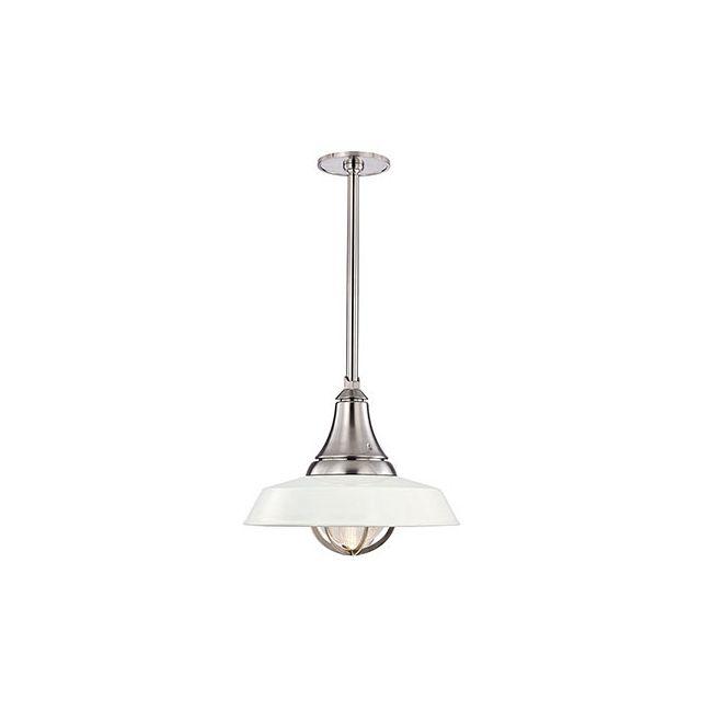 Lansing Pendant by Hudson Valley Lighting | 9118-WSN