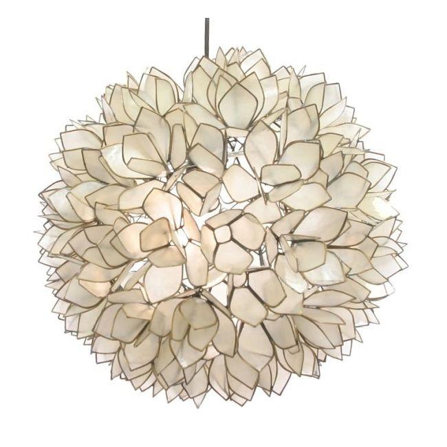 Lotus Flower Chandelier by Roost | ROL801