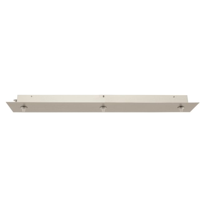 Fast Jack LED Linear 3 Port Canopy  by PureEdge Lighting