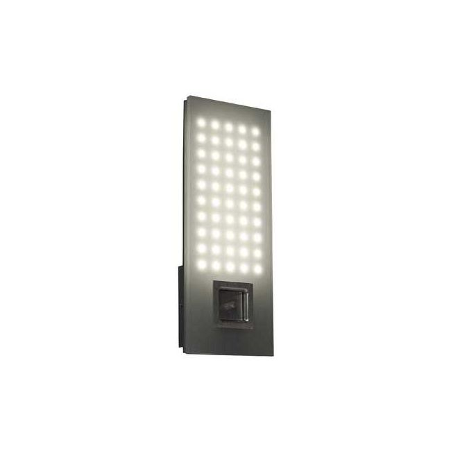 Grid Panel Bath Bar by Blackjack Lighting   GRD-14S-BA-827