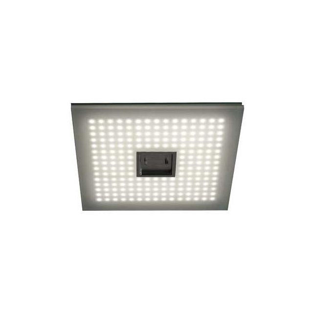 Grid Ceiling Flush Mount by Blackjack Lighting | GRD-16F-BA-927