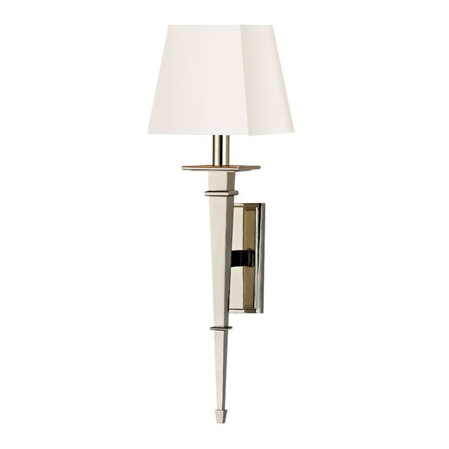 Stanford Square Wall Light by Hudson Valley Lighting | 230-PN-WS