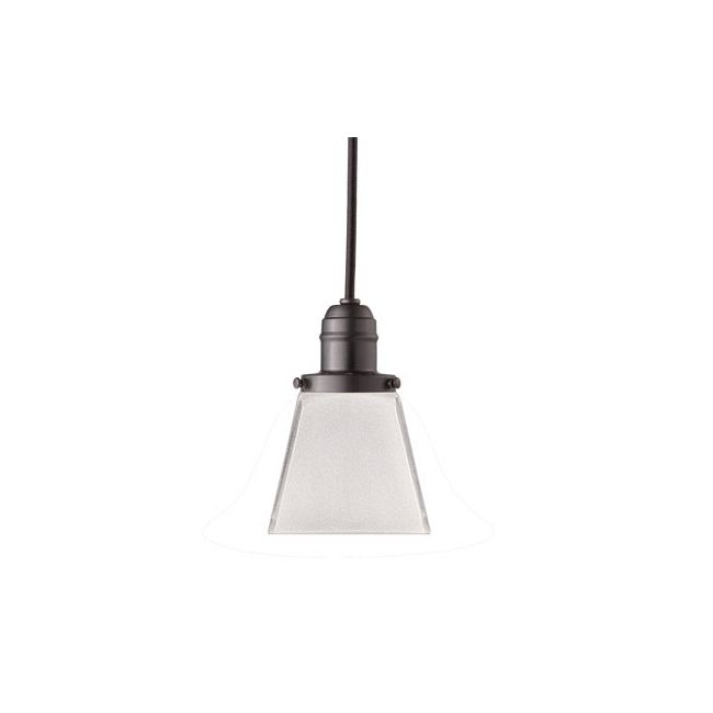 436 Vintage Collection Pendant by Hudson Valley Lighting   3101-OB-436