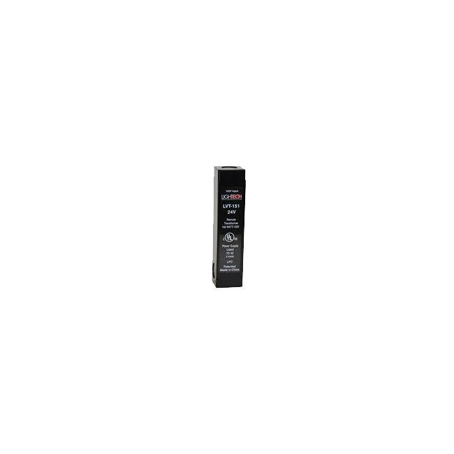 LVT-151 150W 24V AC Electronic Transformer Enclosure by Lightech | 66972