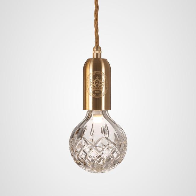 Crystal Bulb Pendant by Lee Broom | CB00121