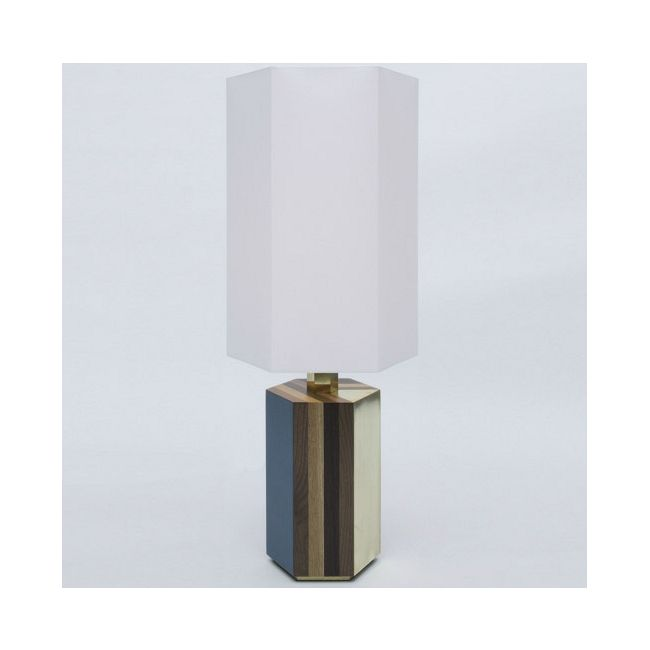Parquetry Table Lamp by Lee Broom | HB0140