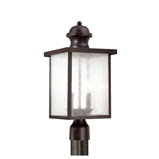 Newberry Exterior Post Light by Savoy House | 5-604-13